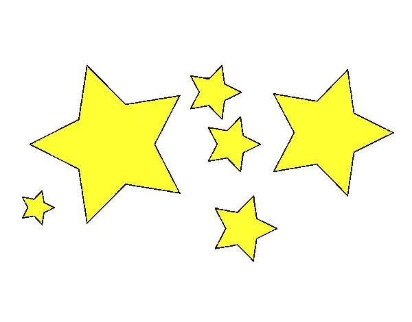 Dibujos E Imagenes De Estrellas