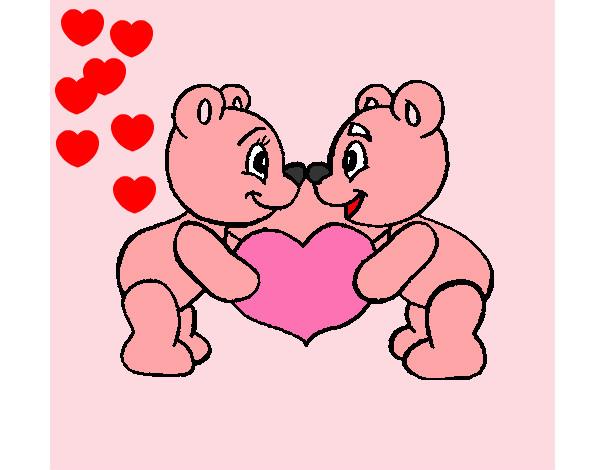 dibujos sobre el dia de los enamorados imagui