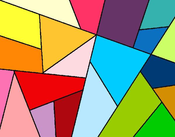Dibujo de dibujo abstracto pintado por camila603 en for Imagenes de cuadros abstractos para colorear