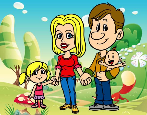 Resultado de imagen para familia perfecta?