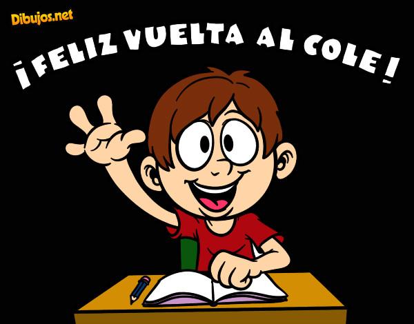 Colorear Vuelta Al Cole 15: Dibujo De Vuelta Al Cole Pintado Por Martita202 En Dibujos