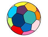 Dibujo Pelota de fútbol II pintado por gokuss3