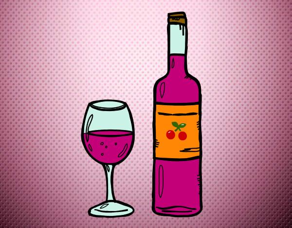 Botella De Cerveza Dibujo: Pin Botella De Dibujos Animados Jalea Frijol