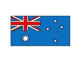 Dibujo Australia pintado por 9706240034