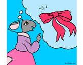 Dibujo La ratita presumida 5 pintado por ana4