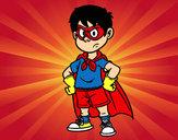 Dibujo Superniño pintado por BorixX