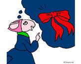 Dibujo La ratita presumida 5 pintado por 66666666