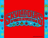 Dibujo Skylanders pintado por caro-2345