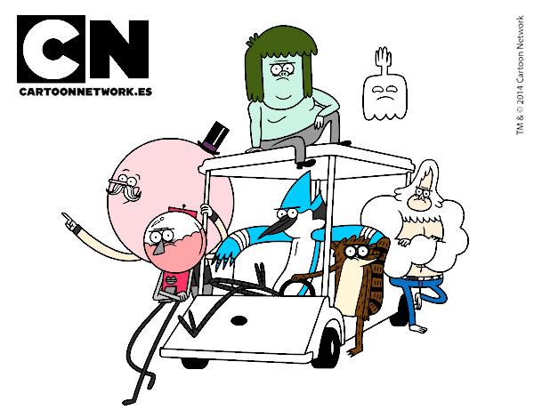 Dibujo de Amigos de historias corrientes pintado por Jacquiii en