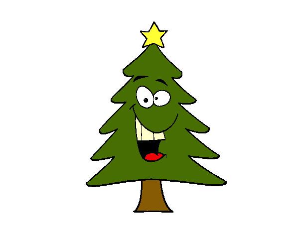 rbol navidad - Dibujos Arboles De Navidad