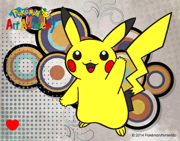 sandy pikachu coloring pages - photo#35
