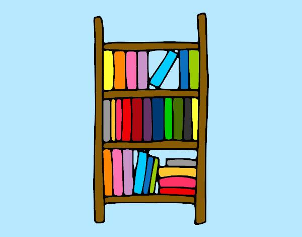Dibujo de estanter a pintado por annita123 en - Dibujos de estanterias ...