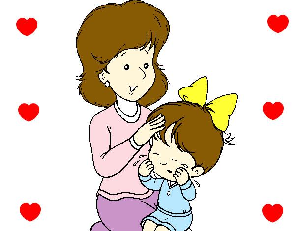 Dibujo de Te Amo Mama pintado por Analucia14 en Dibujosnet el da