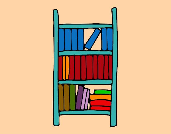 Dibujo de estanter a pintado por queyla en el - Dibujos de estanterias ...