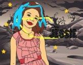 Dibujo Jessie - Zuri Ross pintado por