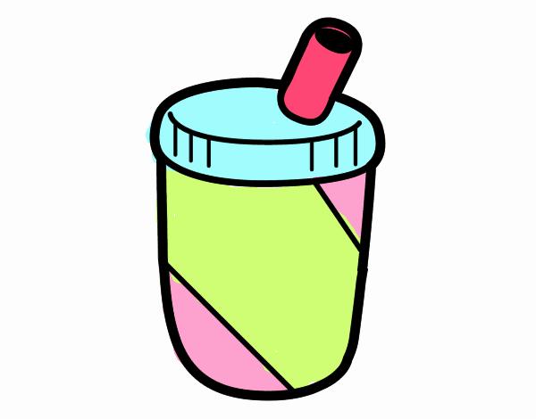Envase de batido