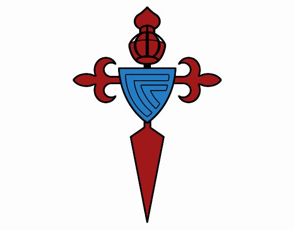 Escudo del Real Club Celta de Vigo