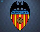 Escudo del Valencia C. F.