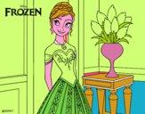 Frozen Princesa Anna
