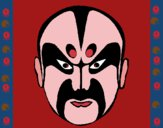 Dibujo Luchador asiático pintado por GreymaryV
