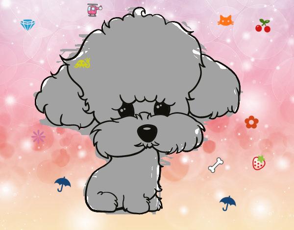 Dibujo De Pupi Cachoro Pintado Por En Dibujos.net El Día