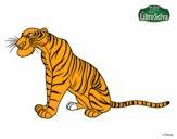 El libro de la selva - Shere Khan