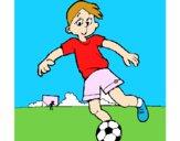 Jugar a fútbol