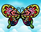 Mariposa bonita