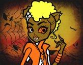 Monster High Howleen Wolf