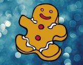 Muñeco de galleta