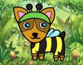 Perro-abeja