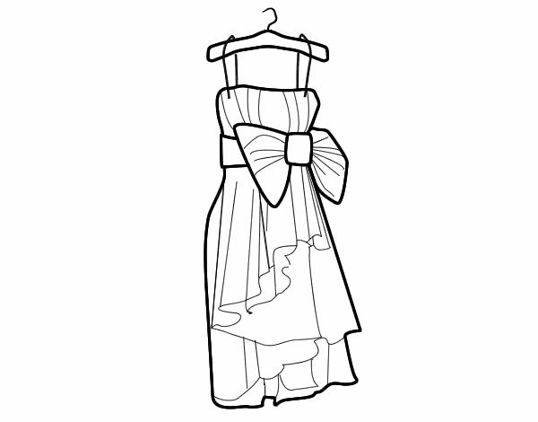 Fotos de vestidos de moda para dibujar