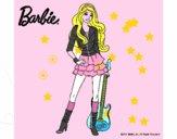 Barbie rockera