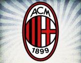 Escudo del AC Milan