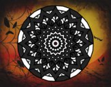 Mandala creciente