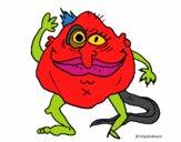 Monstruo hermafrodita