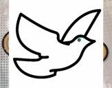Paloma de la paz