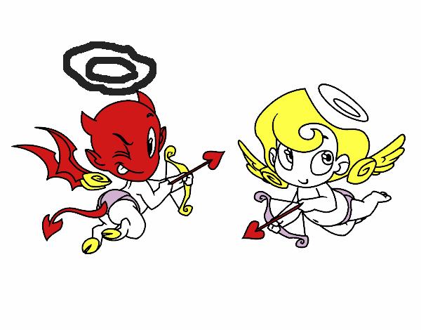 Cuernos De Diablo Png: Dibujos Del Diablo. Cheap Dibujo Del Diablo De Tasmania