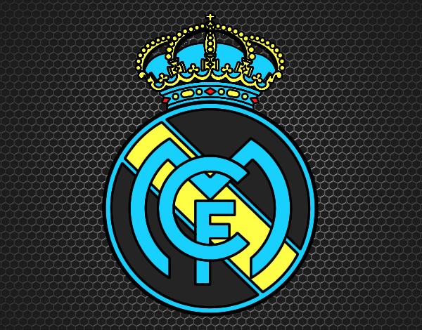 Dibujos Para Colorear Escudo Real Madrid: Descargar Imagenes Del Escudo Del Real Madrid Choice Image