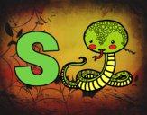 S de Serpiente