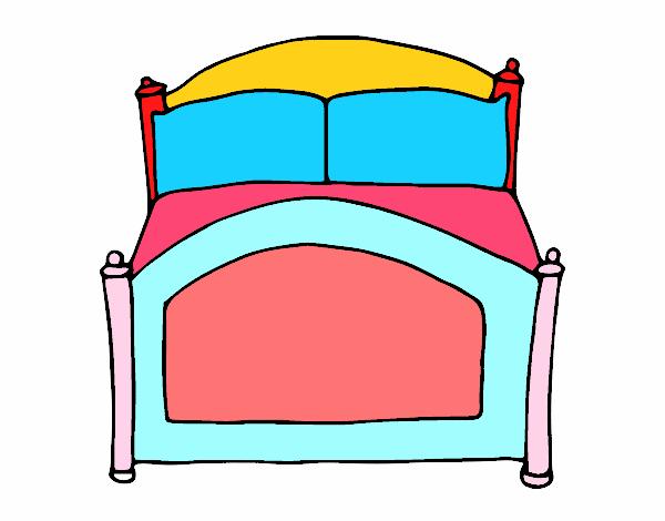 Dibujo de cama related keywords dibujo de cama long tail - Camas pegadas ala pared ...