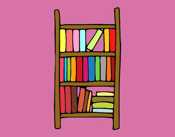Dibujo de estanter a pintado por melanu en el - Dibujos de estanterias ...