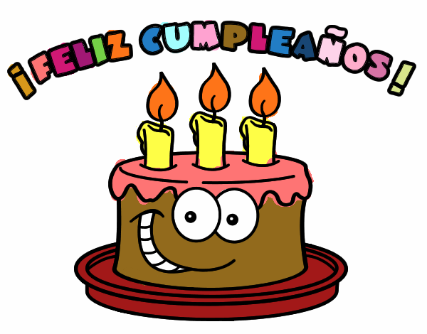 Dibujo de feliz cumple anos pictures to pin on pinterest - Photocall cumpleanos 18 anos ...