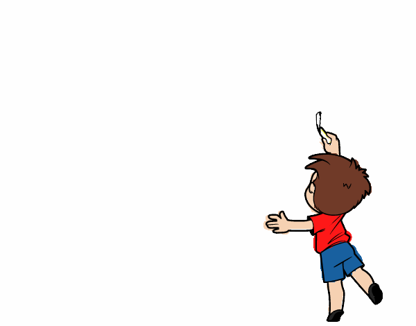 Dibujo de Niño escribiendo pintado por en Dibujos.net el ...