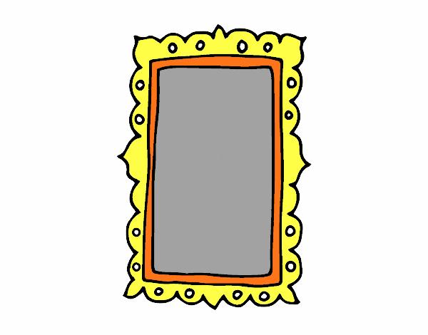 Image gallery espejo dibujo - Dibujos para paredes ...