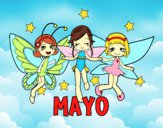 Dibujo Mayo pintado por Natty3232