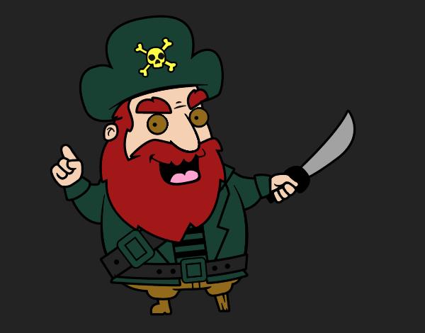 Barba roja logo