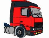 Dibujo Camión 5 pintado por SEHUANES
