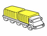 Camión largo