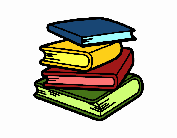 Image Gallery dibujo libros
